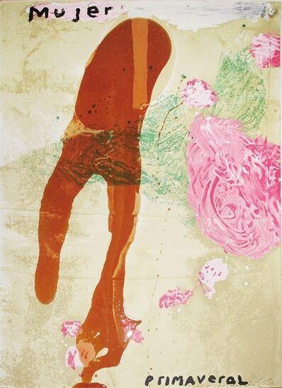 Julian Schnabel, 'Sexual Spring-Like Winter Series- Mujer Primaveral', 1995