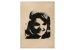 Andy Warhol, 'Jackie Kennedy Silkscreen', 1964
