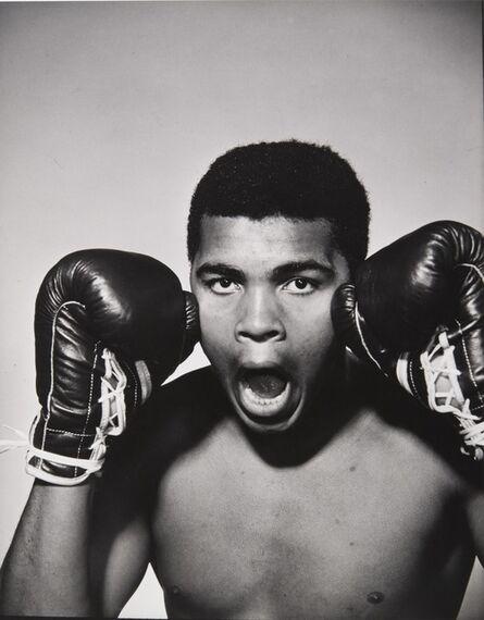 Philippe Halsman, 'Muhammad Ali (born Cassius Clay)', 1963