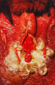 Helen Chadwick, 'Birth of Barbie', 1993