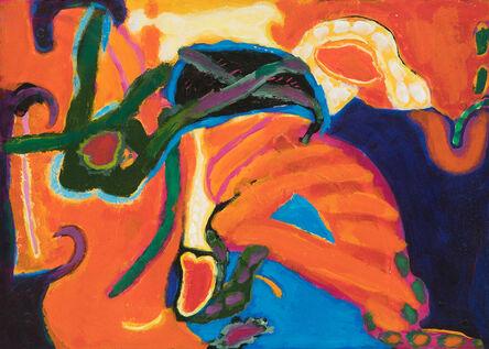 William Scharf, 'Untitled', circa 1970s