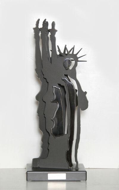 Arman, 'Le Fantome de Liberte', 2001
