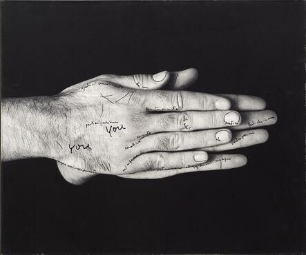 Ketty La Rocca, 'Le mie parole e tu? (My Words and You ?)', 1971