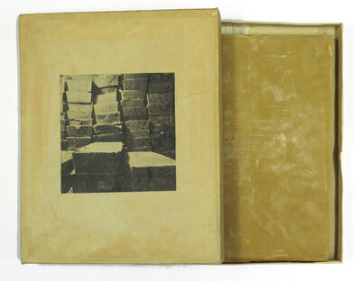 Wolfgang Laib, 'Untitled Beeswax slab', 1990