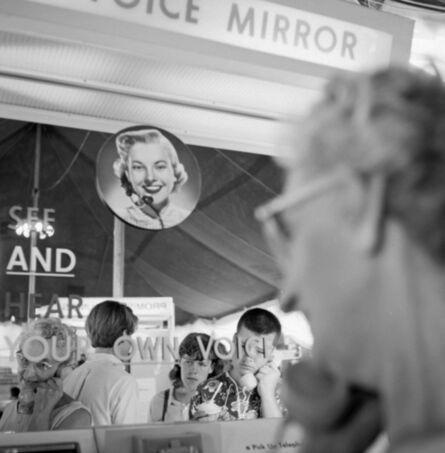 Vivian Maier, 'Hear Your Own Voice (VM1966W01178_1)', 1966