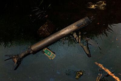 Nyaba Leon OUEDRAOGO, 'Phantoms of the Congo river (014)', 2011-2012