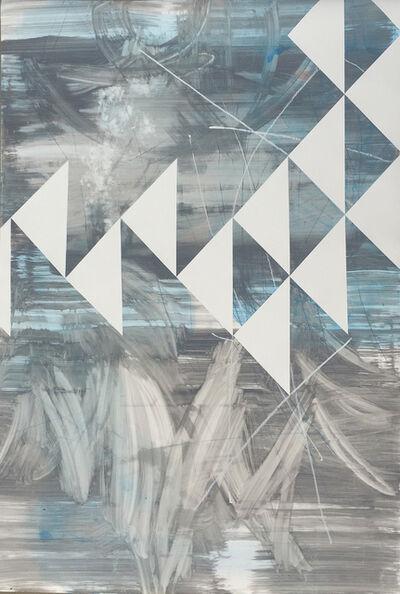 Alison Rash, 'Untitled Blue 13', ca. 2016
