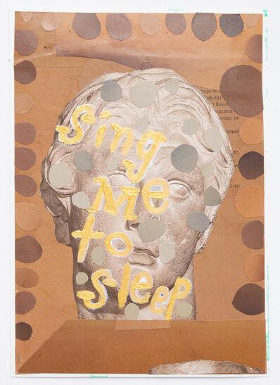 Glenn Barkley, 'Singmetosleep', 2019