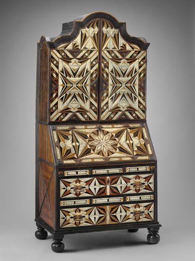 Unknown Artist, 'Desk and bookcase', Mid 18th century