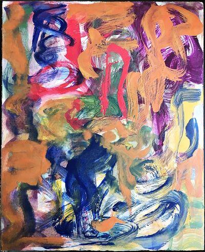 Melissa Meyer, 'Untitled Encaustic created at Garner Tullis workshop', 1997