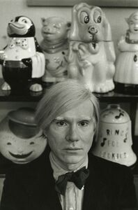 Arnold Newman, 'Andy Warhol', 1973