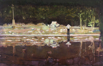 Peter Doig, 'Echo Lake', 1998