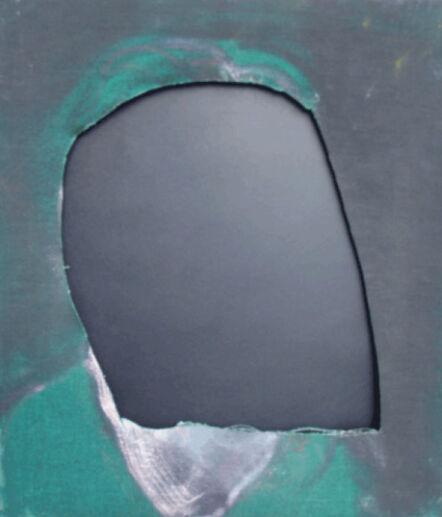 Francis Bacon, 'Untitled Cut Study of a Head (Isabel Rawsthorne?)', ca. 1967
