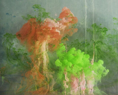 Kim Keever, 'K2 Abstract 8645', 2014