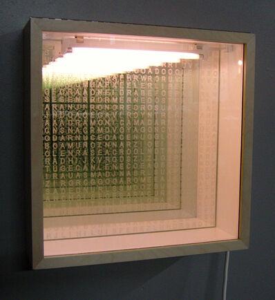 Iván Navarro, 'Dónde están ? ', 2008