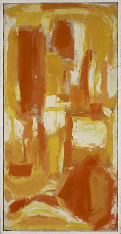 Raymond Hendler, 'No. 1', 1957