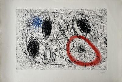 Joan Miró, 'La chevelure de Bérénice I ', 1963