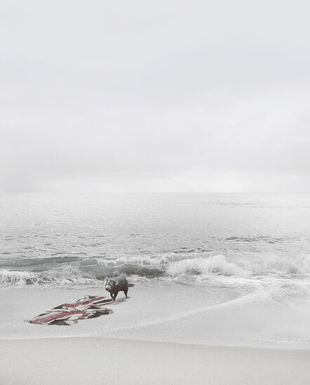 Michael Cook (b. 1968), 'Undiscovered #10', 2010
