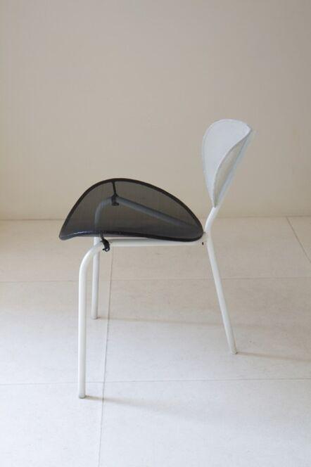 """Mathieu Matégot, 'Chair, """"Nagasaki"""" model', 1955"""