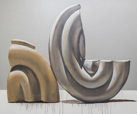 Michel Pérez Pollo, 'Materia gris', 2014