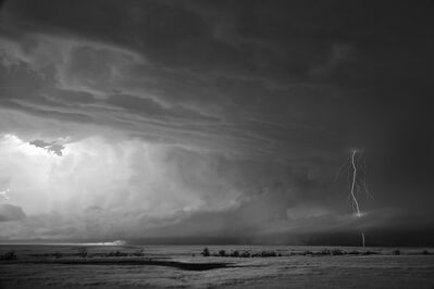Mitch Dobrowner, 'Storm and Last Light', 2014