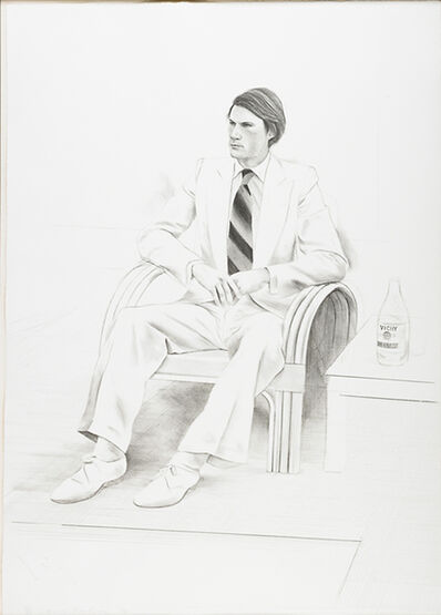 David Hockney, 'JOE MCDONALD', 1976