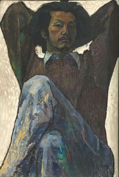 Yuan Yunsheng, 'Self Portrait', 1980