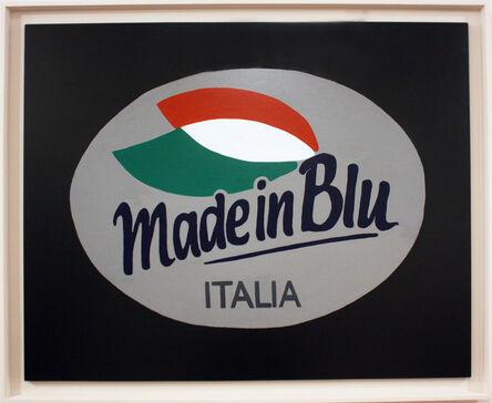 Tim Zuck, 'Made in Blu', 2011