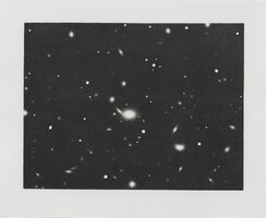 Vija Celmins, 'Untitled (Galaxy)', 1975