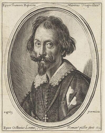 Ottavio Leoni, 'Giovanni Marino', 1623/1624