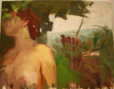 Ilya Gefter, 'Woman in a Landscape', 2013