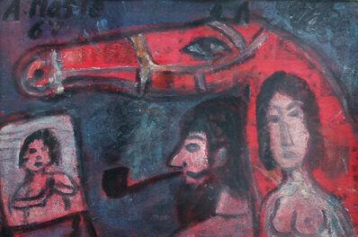ANTUN MASLE, 'Painter     ', 1967