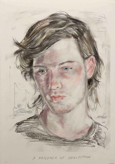 "Muntean & Rosenblum, 'Untitled (""A prisoner of…"")', 2020"