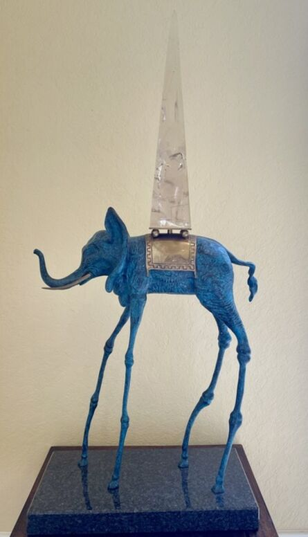 Salvador Dalí, 'The Space Elephant', 1980