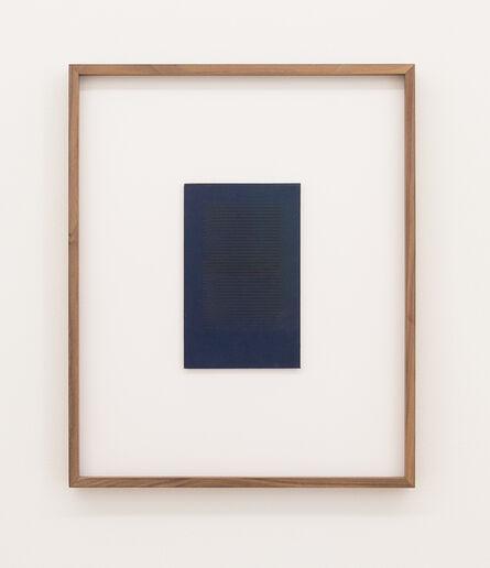 Thomas Vinson, 'lines (Motive Nr. 60)', 2017