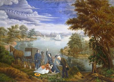 Linton Park, 'The Burial', ca. 1890