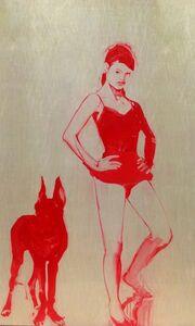 Ilona Szalay, 'Wrath', 2015