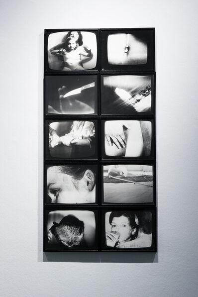 Ulrike Rosenbach, 'Port of Paradise, 1972; Mon petit Chou 4, 1972; Good Luck for a Better Art, 1980; 10.000 Jahre habe ich geschlafen, 1977; Signale für Hausfrauen, 1976; MutterLiebe, Mothers Love, 1979; Der Muff und Das Mädchen, 1972; Sorry Mister, 1974; Einwicklung mit Julia 1, 1972; Dance araund a Tree, Tanz um einen Baum (Sydney), 1979', 1972-1980