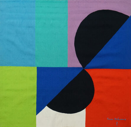 Sonia Delaunay, 'Nocturne Matinale', ca. 1980
