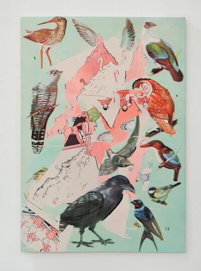 Rafael Carneiro, 'Pássaros', 2020