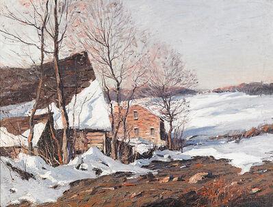 George M. Bruestle, 'A New England Farm'