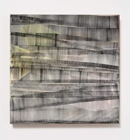 Pae White, 'tzko', 2014