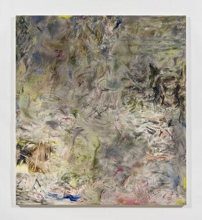 Joaquin Boz, 'Untitled (Grey Painting)', 2019