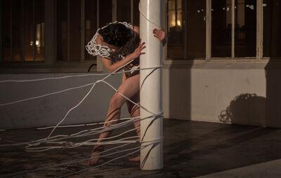Elene Usdin, 'Mutant Stage 2 (still)', 2015