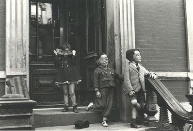 Helen Levitt, 'New York City', ca. 1942
