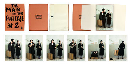 Paolo Ventura, 'The Man in the Suitcase (#2)'