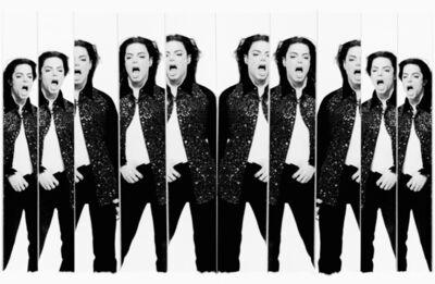 Albert Watson, 'Michael Jackson III, New York City', 1999