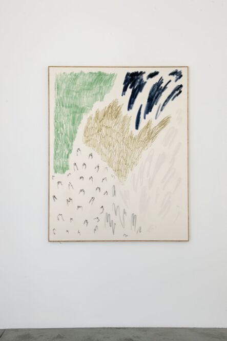 Larissa Lockshin, 'Untitled (Vaguely Noble)', 2014
