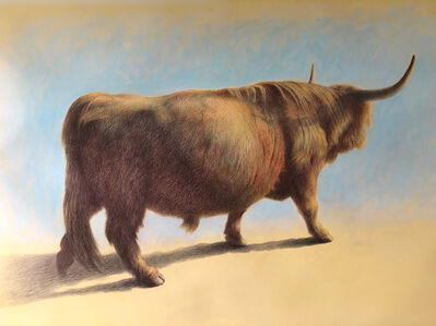 Wade Schuman, 'Bull', 2020
