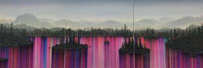 Shane McAdams, 'Synthetic Landscape - Triptych', 2018